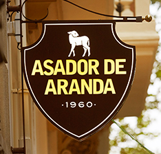 The natural flavor of Asador de Aranda